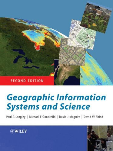 9780470870006: Geographical Information Systems And Science