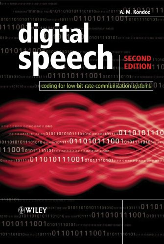 9780470870075: Digital Speech: Coding for Low Bit Rate Communication Systems, 2nd Edition