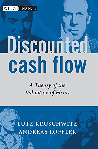 9780470870440: Discounted Cash Flow: A Theory of the Valuation of Firms