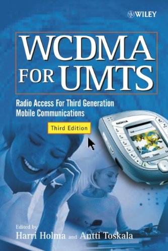 9780470870969: WCDMA for UMTS: Radio Access for Third Generation Mobile Communications