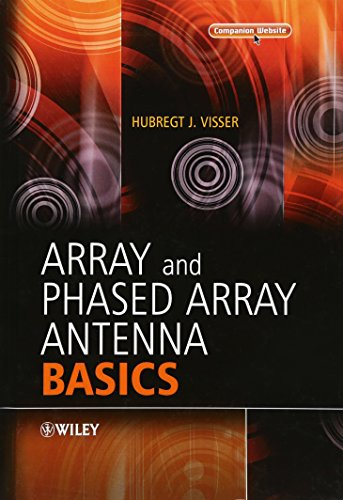 9780470871171: Array And Phased Array Antenna Basics