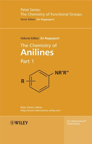 9780470871713: The Chemistry of Anilines, Part 1 & 2 (Patai)