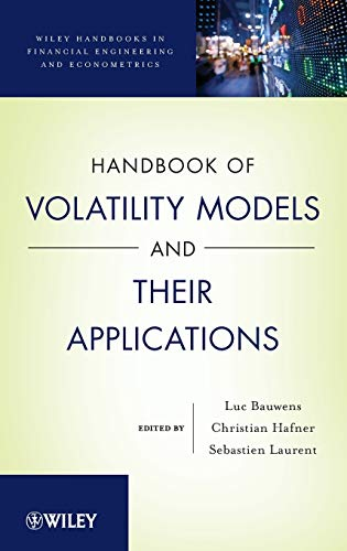 9780470872512: Handbook of Volatility Models and Their Applications