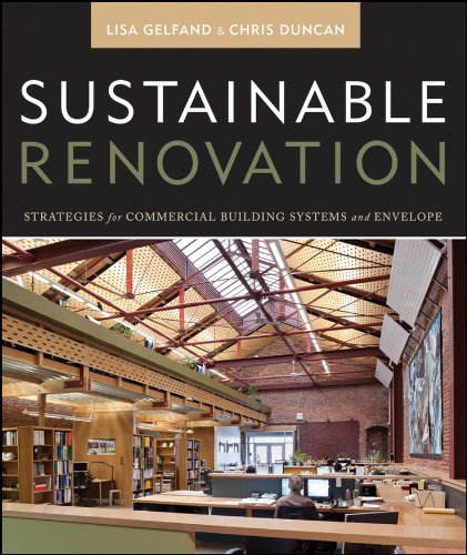 9780470872611: Sustainable Renovation: Strategies for Commercial Building Systems and Envelope