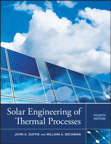 9780470873663: Solar Engineering of Thermal Processes