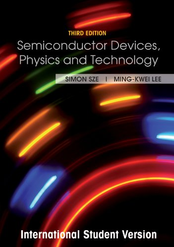 9780470873670: Semiconductor Devices: Physics and Technology