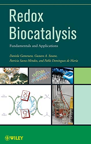 9780470874202: Redox Biocatalysis: Fundamentals and Applications