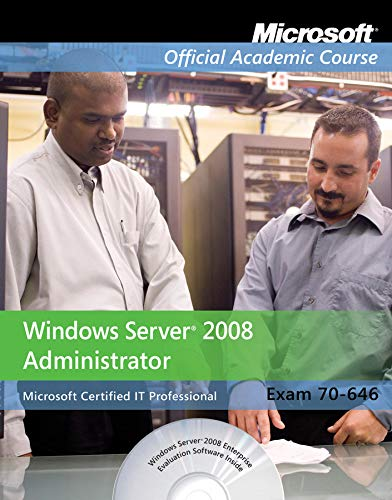 9780470875070: Exam 70-646: Windows Server 2008 Administrator with Lab Manual Set