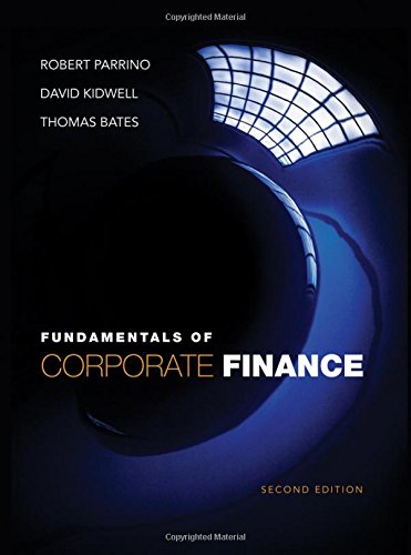 9780470876442: Fundamentals of Corporate Finance