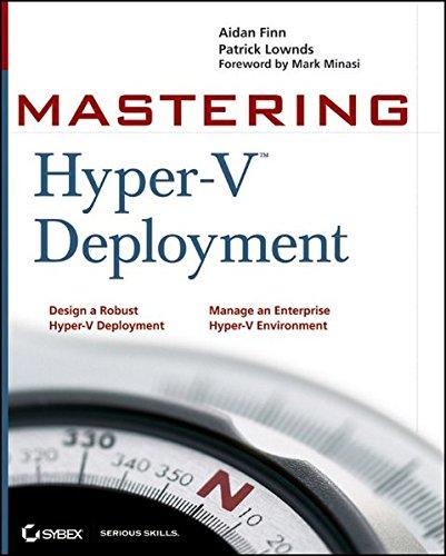 9780470876534: Mastering Hyper-V Deployment