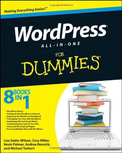 9780470877012: Wordpress All-in-One For Dummies