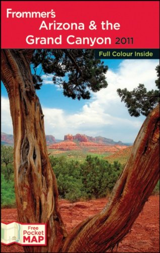 9780470877197: Frommer's Arizona and the Grand Canyon 2011 (Frommer's Color Complete Guides)