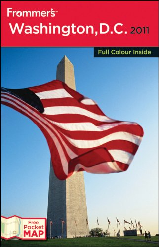 9780470877210: Frommer's Washington, D.C. 2011 (Frommer's Color Complete Guides)