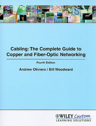 9780470878095: Cabling 4th Edition with CD for ITT