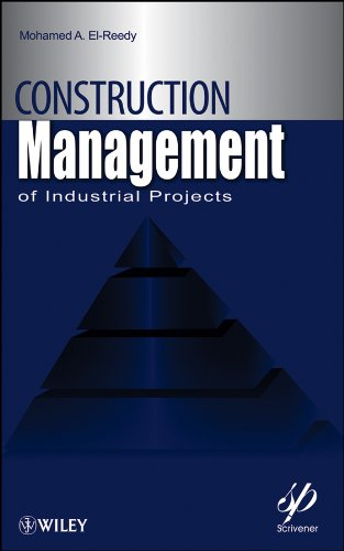 9780470878163: Construction Management for Industrial Projects: A Modular Guide for Project Managers