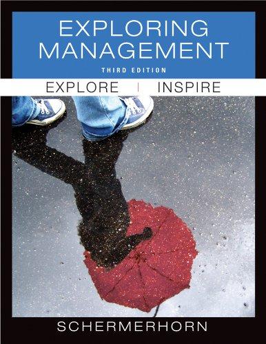9780470878217: Exploring Management