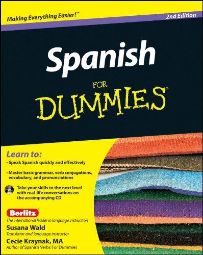 9780470878552: Spanish For Dummies