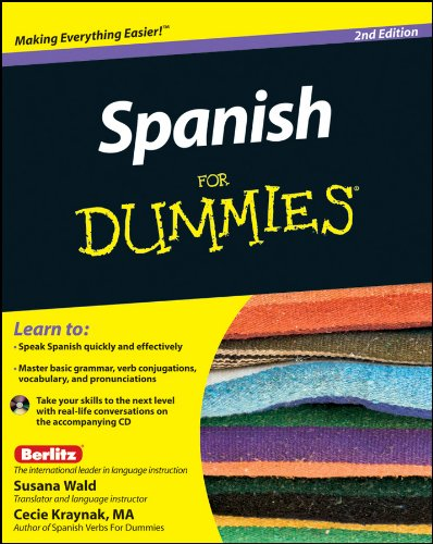 9780470878552: Spanish for Dummies