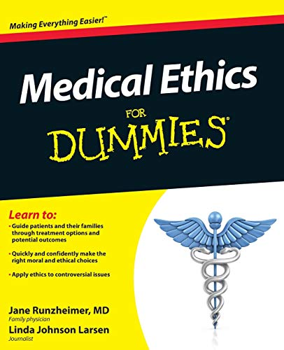 9780470878569: Medical Ethics for Dummies
