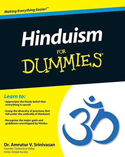 Stock image for Hinduism for Dummies for sale by PERIPLUS LINE LLC