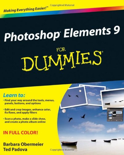 9780470878729: Photoshop Elements 9 For Dummies