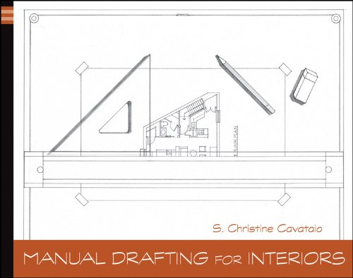 9780470879405: Manual Drafting for Interiors