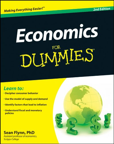 9780470879481: Economics for Dummies