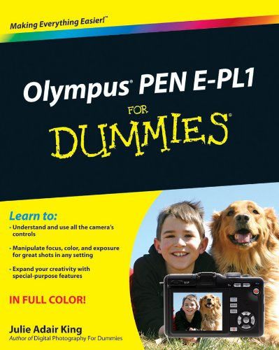 9780470879504: Olympus PEN E-PL1 For Dummies
