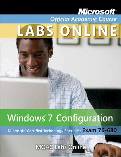 9780470879771: Exam 70-680: MOAC Labs Online