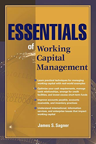 9780470879986: Essentials of Working Capital Management