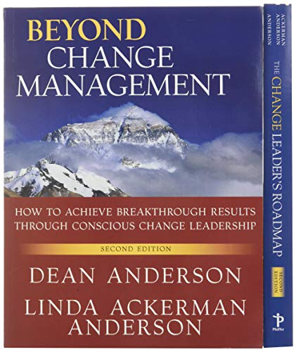 9780470880135: The Change Leader's Roadmap: How to Navigate Your Organizaation's Transformation [With Beyond Change Management]