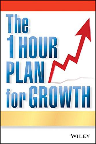 The One Hour Plan For Growth: How: Joe Calhoon