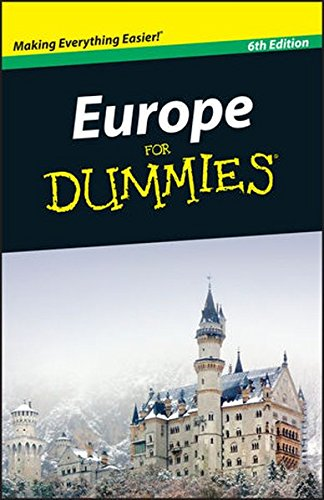 9780470881491: Europe For Dummies