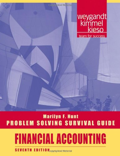 9780470881842: Problem Solving Survival Guide t/a Financial Accounting