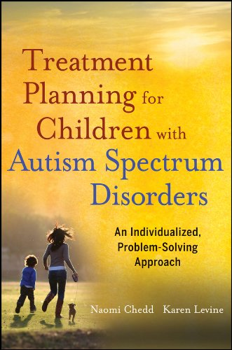 9780470882238: Treatment Planning for Children with Autism Spectrum Disorders: An Individualized, Problem-Solving Approach