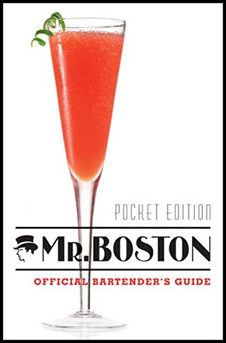 9780470882337: Mr. Boston: Official Bartender Guide