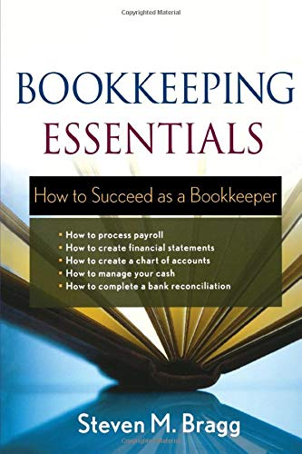9780470882559: Bookkeeping Essentials: How to Succeed as a Bookkeeper