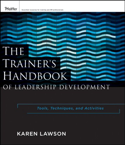 9780470886038: The Trainer's Handbook of Leadership Development: Tools, Techniques, and Activities