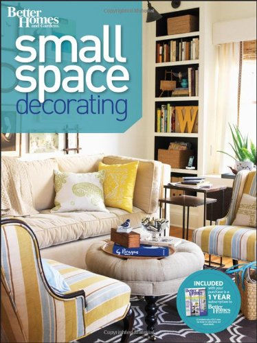 9780470887103: Small Space Decorating (Better Homes and Gardens) (Better Homes and Gardens Home)
