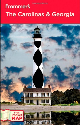 9780470887301: Frommer's The Carolinas and Georgia (Frommer's Complete Guides)