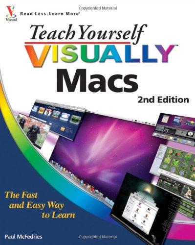 9780470888483: Teach Yourself VISUALLY Macs (Teach Yourself VISUALLY (Tech))