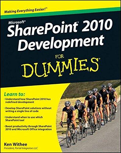 9780470888681: SharePoint 2010 Development For Dummies