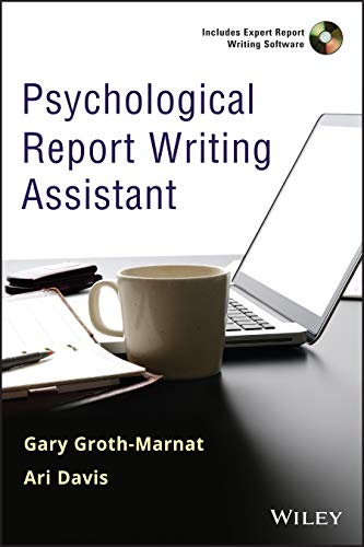 9780470888995: Psychological Report Writing Assistant