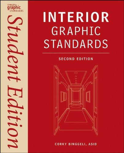 9780470889015: Interior Graphic Standards: Student Edition