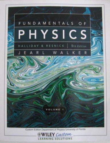 9780470889305: Fundamentals of Physics Volume 1 W/WileyPlus Access Card (Fundamentals of Physics)