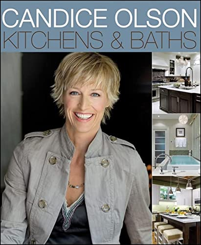 9780470889374: Candice Olson Kitchens and Baths