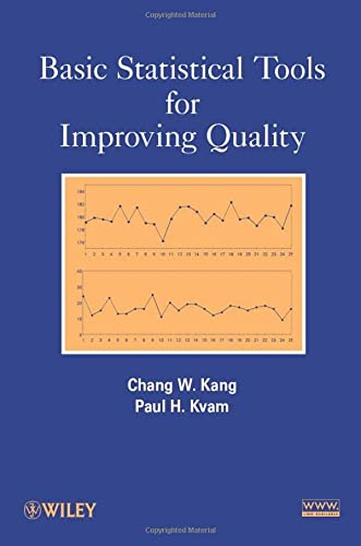 9780470889497: Basic Statistical Tools for Improving Quality