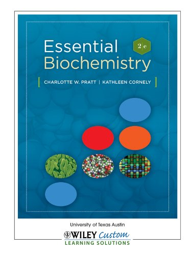 9780470889534: Essential Biochemistry