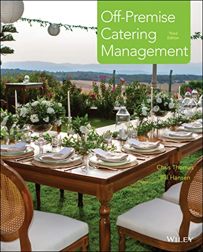 9780470889718: Off-Premise Catering Management