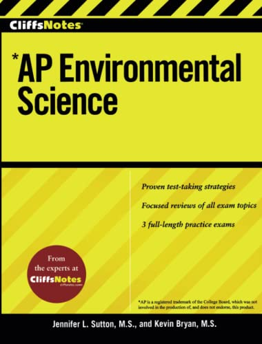 9780470889756: CliffsNotes AP Environmental Science (Cliffs AP)